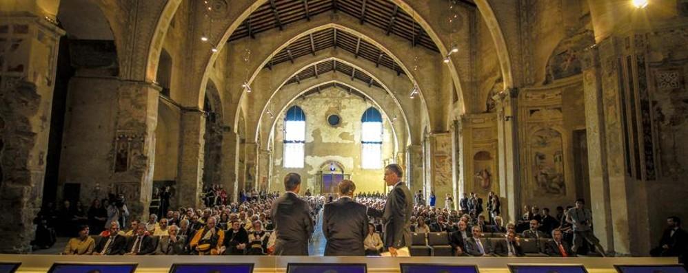 Università, Bergamo sale ancora Al 15° posto a livello nazionale