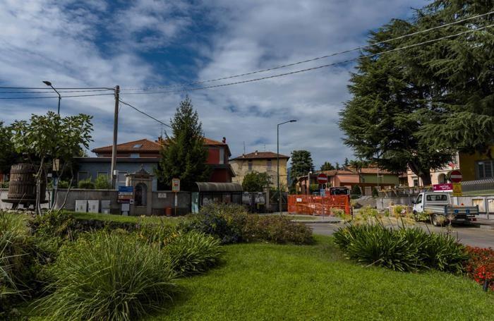Piazza Caslini oggi