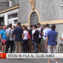 Club Amici Atalanta, esauriti i pacchetti predisposti per Lione