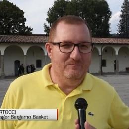Bergamo Basket 2014, il nuovo general manager Bartocci