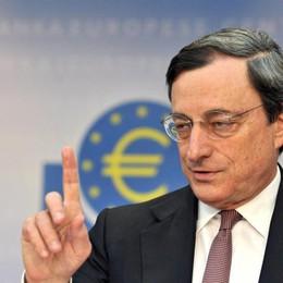 La politica di Draghi  argine alla crisi