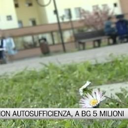 Fondo per la non autosufficienza, circa 5 milioni a Bergamo
