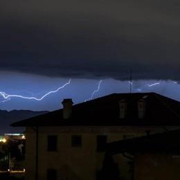Nuovo allarme della Regione Forti temporali dalle 20 di sabato