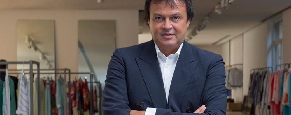 Antonio Gavazzeni pensa al suo brand «Quest'anno sarà l'anno di Bagutta»