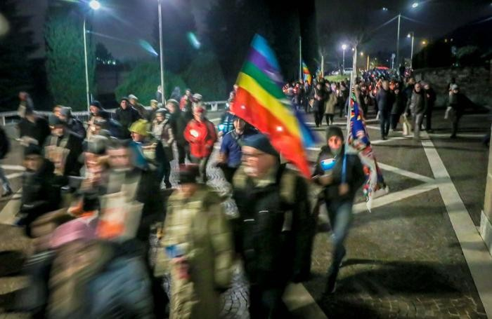 In marcia per la pace