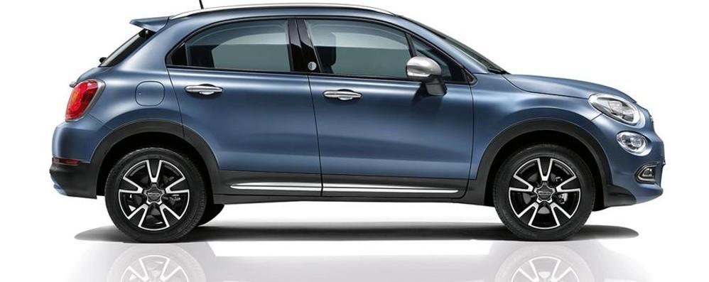 Serie speciali Fiat 500 Mirror Connettività al primo posto