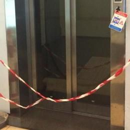 Ancora guasto l'ascensore in stazione «Problema per chi ha difficoltà fisiche»