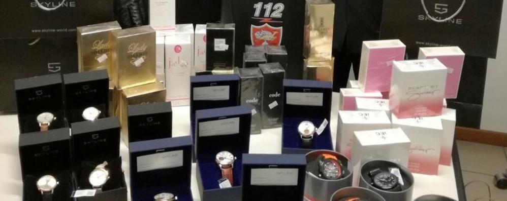 Dalmine, vendeva orologi «taroccati» Denunciato 27enne romagnolo
