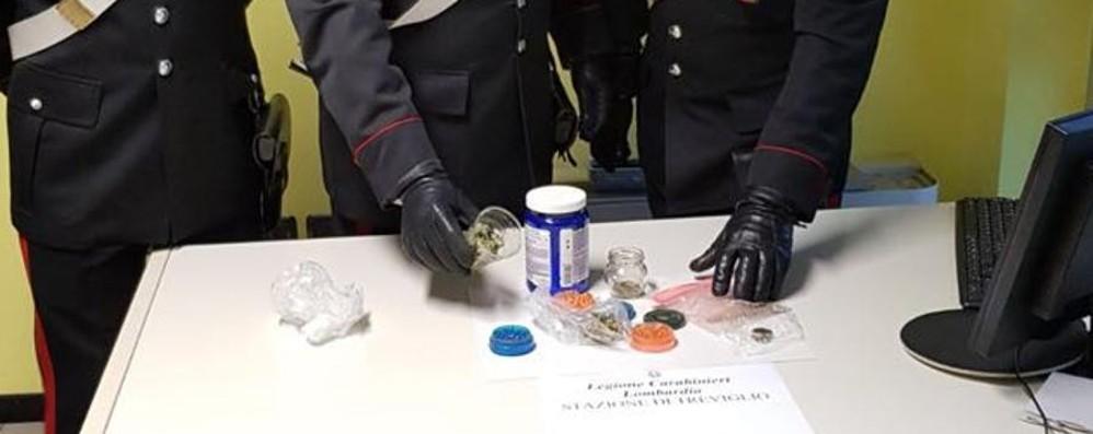 Arrestato per spaccio 41enne di Treviglio Trovato con droga due volte in pochi giorni