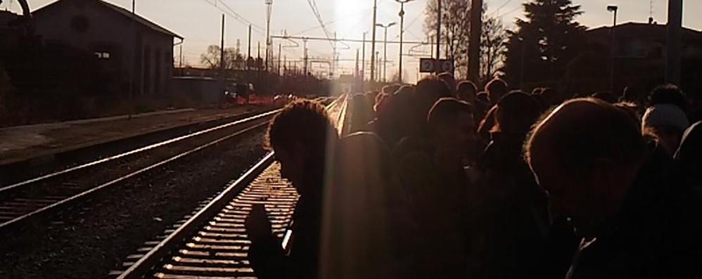 Picchiato con un ombrello Nuova aggressione su un treno