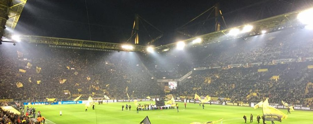 Caccia spietata al biglietti di Dortmund Venduti quasi mille in poche ore
