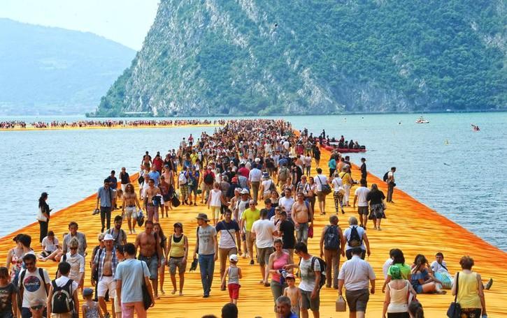Lago d'Iseo, 10 milioni dalla Regione Ecco le opere per rilanciare il turismo