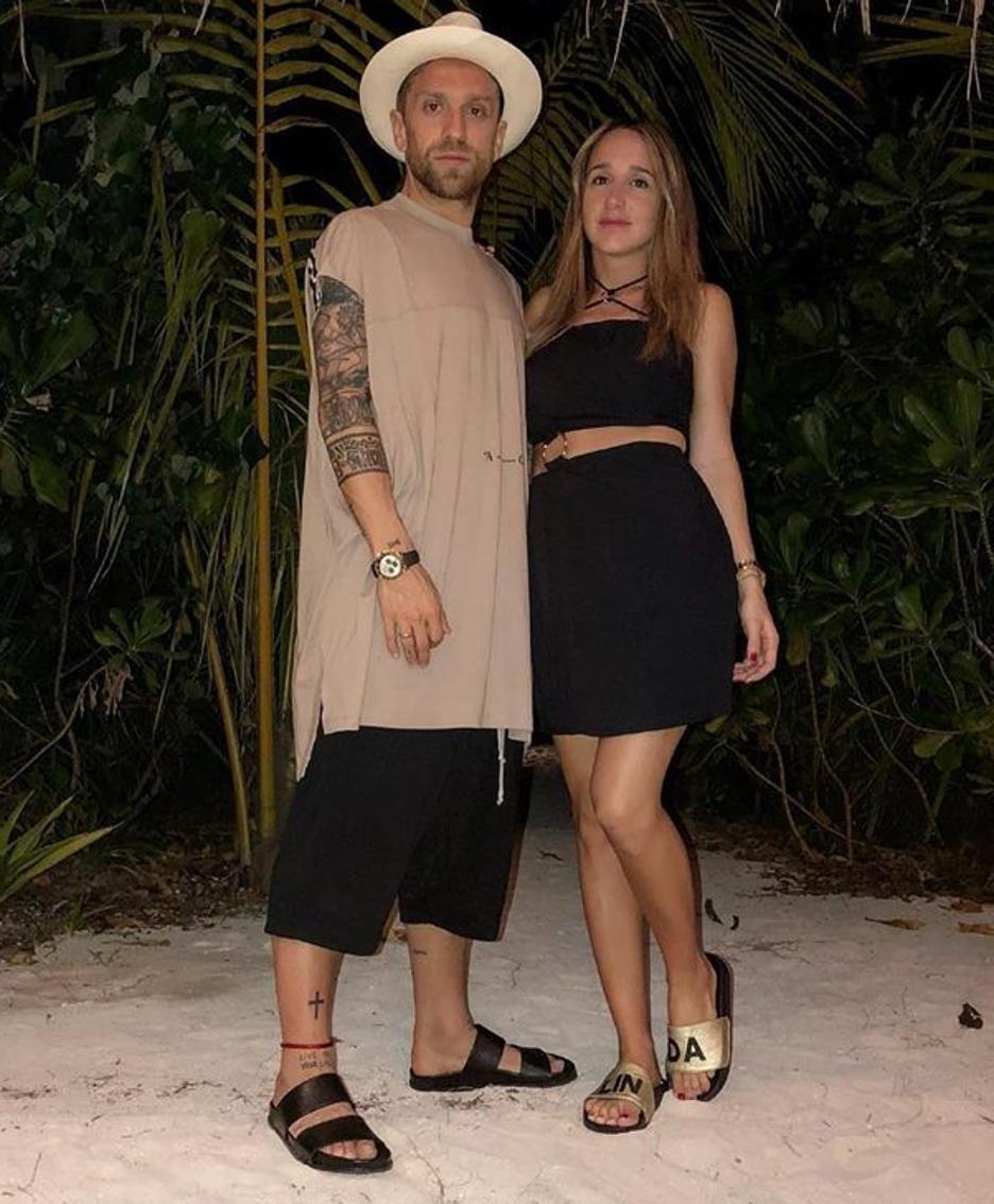Il Papu e la sua Linda alle Maldive