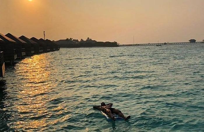Petagna alle Maldive