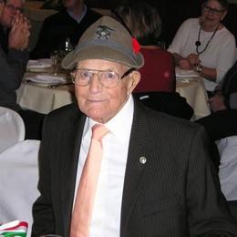Addio al «vecio» Angelo Rossi Reduce di guerra, aveva 102 anni