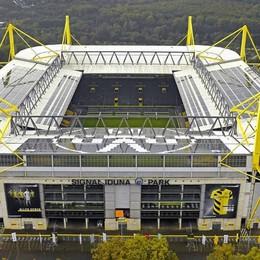 Borussia-Atalanta, è tutto esaurito Oltre 1.000 ticket venduti in poche ore