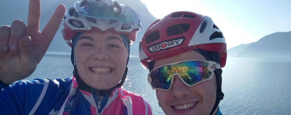 Claudia Cretti di nuovo in sella Bici o Università? «Tutte e due»