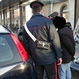 Controlli antidroga in stazione Due arresti per spaccio