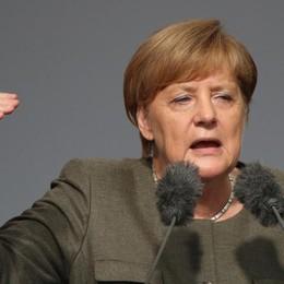 La Germania si risveglia un po' meno tedesca