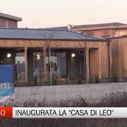 Treviolo, inaugurata la «Casa di Leo»  Ospiterà le famiglie dei bimbi in cura