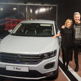 Ready to «Roc» Nuovo crossover Volkswagen