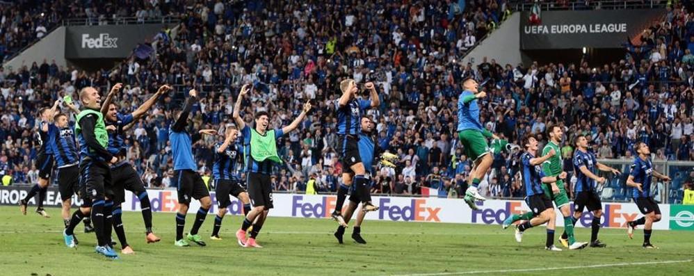 completo calcio Atalanta vendita