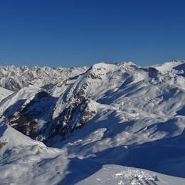 Attenzione al vento nei prossimi giorni La neve? Sulle Alpi (e sarà tanta)