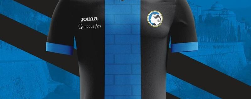 Maglie della Serie A in stile Nba - Le foto Per quella dell'Atalanta ci sono le Mura