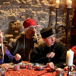 San Valentino al Castello di Grumello Cena in costume con delitto