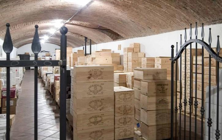 A Cisano una cantina da 350 mila bottiglie