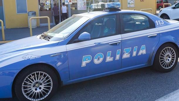 La Polizia controlla autista 54enne  A bordo del tir 12 kg di marijuana