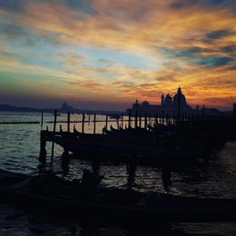 «Tramonto in Laguna»