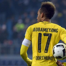 Atalanta, il Borussia perde i pezzi Aubameyang verso l'Arsenal