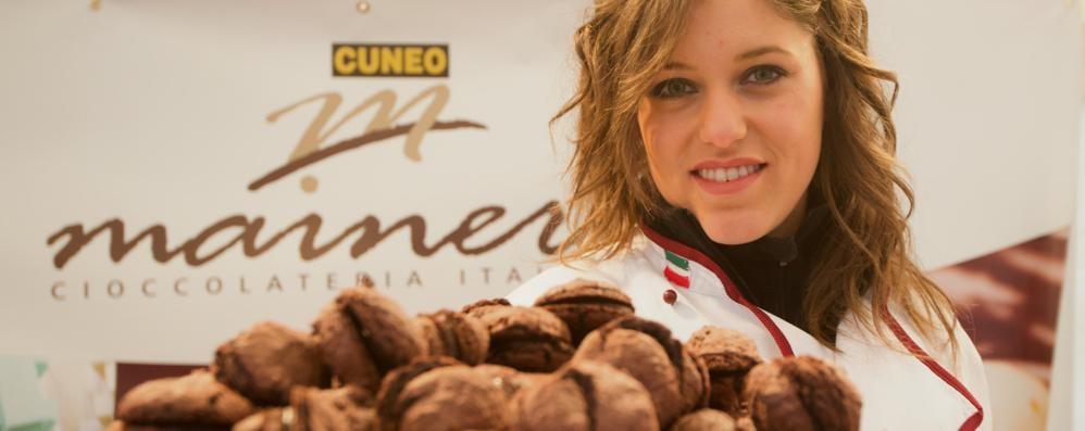 Bergamo, torna la festa del cioccolato I migliori maestri pasticcieri sul Sentierone