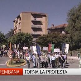 Dopo 18 anni i sindaci della Valle Brembana tornano a protestare per le code