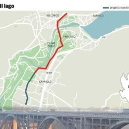 «Parte» la variante verso il lago d'Iseo C'è il progetto, ma servono 66 milioni