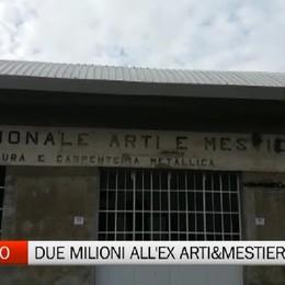 Sarnico: due milioni per la scuola. Il Comune recupera l'ex struttura Arti e Mestieri