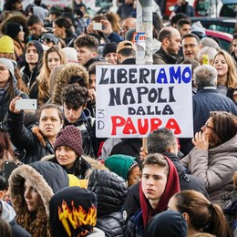 Baby gang a Napoli Non basta la condanna