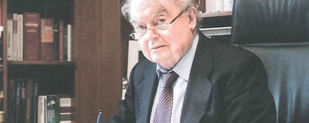 Commercialista appassionato d'arte Bergamo piange Sergio Pedroli