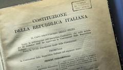 Costituzione e razza Un monito: mai più