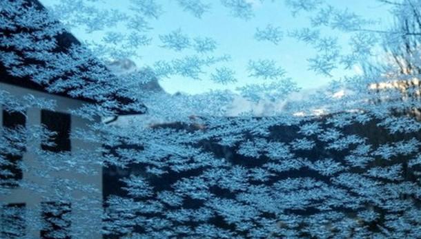 «Cristalli di ghiaccio»