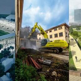 Come cambierà il volto di Bergamo? Ecco cantieri e progetti previsti nel 2018