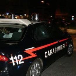 Romano, esce di strada con la sua auto Rifiuta l'alcoltest e aggredisce i carabinieri