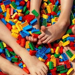 Buon compleanno Lego! Sessant'anni di mattoncini
