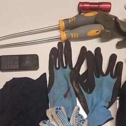 Inseguimento a folle velocità nella Bassa Furti nelle case: arrestato un 28enne