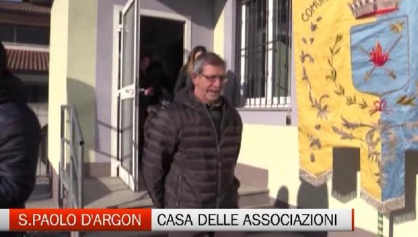 S.Paolo d'Argon - Una nuova casa per le associazioni