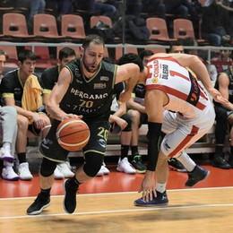 Una Bergamo Basket sfiduciata Sconfitta 84 a 70 da Treviso