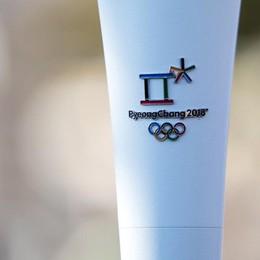 La Torcia Olimpica  approda in Val Gandino
