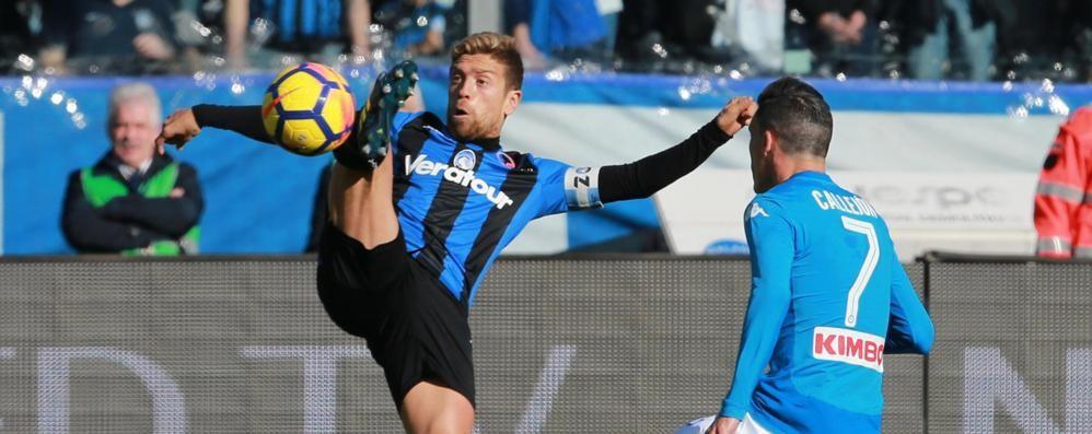 Mertens affonda l'Atalanta - Foto  La capolista non si «ferma» a Bergamo