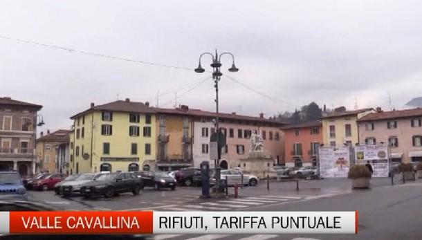 Rifiuti in Val Cavallina, più differenzi meno paghi